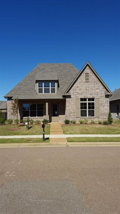 Collierville Single Family Home For Sale: 1639 Prairie Dunes