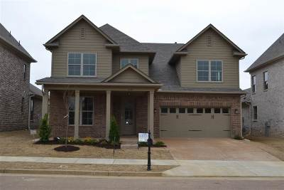 Collierville Single Family Home For Sale: 1640 Jennings Mill