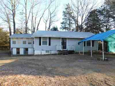Adamsville Single Family Home For Sale: 24740 Hwy 69