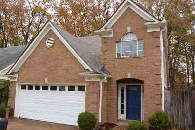 Collierville Rental For Rent: 1184 Clear Creek
