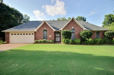 Collierville Rental For Rent: 290 Scarletts Way