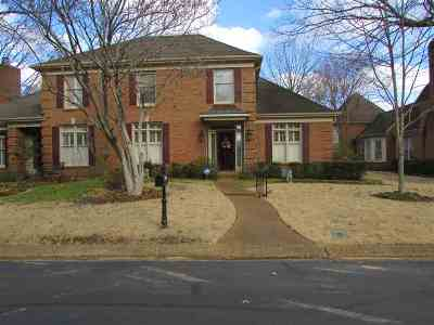 Germantown Condo/Townhouse For Sale: 7197 Neshoba