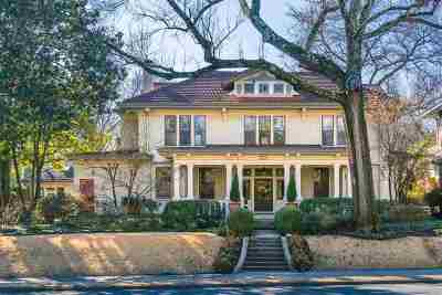Memphis Single Family Home For Sale: 1657 Peabody