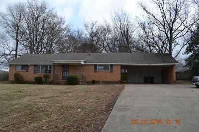 Single Family Home For Sale: 610 Simonton