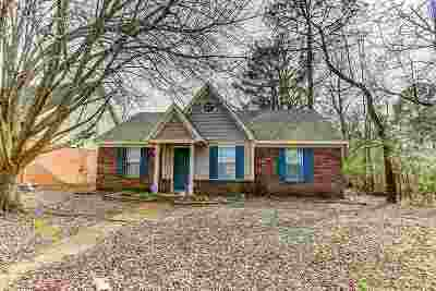 Memphis TN Single Family Home For Sale: $110,000