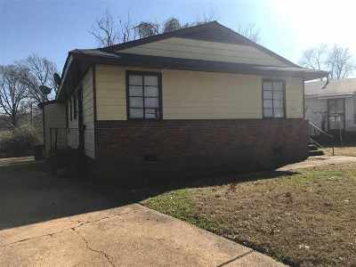 Memphis TN Condo/Townhouse For Sale: $18,000