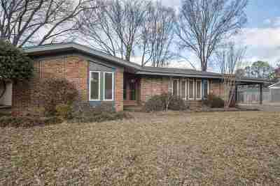 Memphis TN Single Family Home For Sale: $249,000