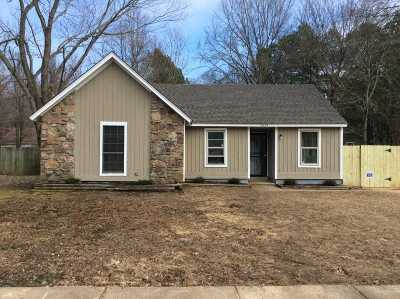 Memphis TN Single Family Home For Sale: $94,900
