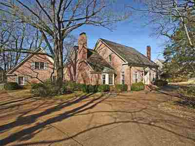 Memphis TN Single Family Home For Sale: $1,195,000