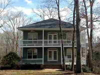 Savannah Single Family Home For Sale: 60 Pier