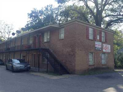 Memphis TN Multi Family Home For Sale: $225,000