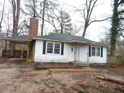Collierville Single Family Home For Sale: 144 Sycamore