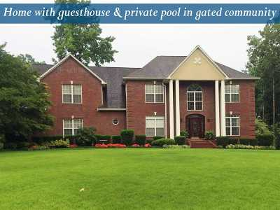 Counce Single Family Home For Sale: 350 Sandpiper Point