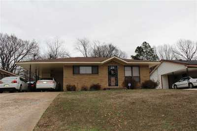 Memphis TN Single Family Home For Sale: $39,500