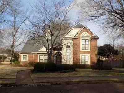 Collierville Rental For Rent: 10254 W Crystal Creek