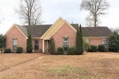 Bartlett Single Family Home For Sale: 7851 Claredale