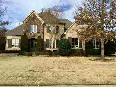Collierville Single Family Home For Sale: 1178 Irwins Gate