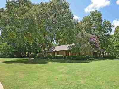 Memphis TN Single Family Home For Sale: $469,000