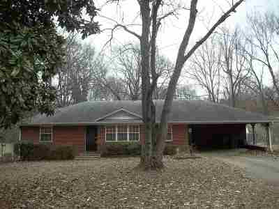 Memphis TN Single Family Home For Sale: $89,900