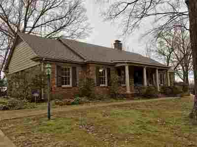 Memphis TN Single Family Home For Sale: $374,500