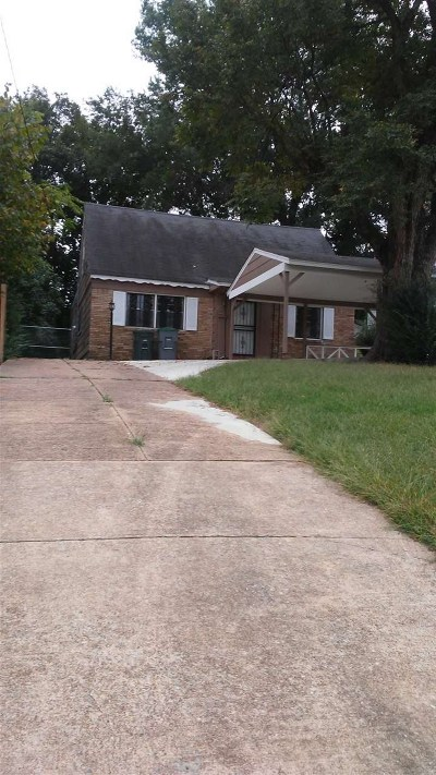 Memphis TN Condo/Townhouse For Sale: $86,000