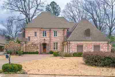 Memphis Single Family Home For Sale: 526 Williamsburg