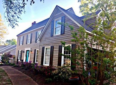 Collierville Single Family Home For Sale: 596 Six Crowns
