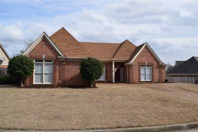 Memphis TN Single Family Home For Sale: $224,900