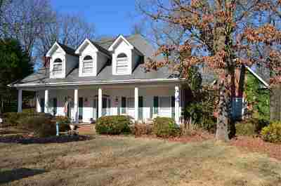 Memphis TN Single Family Home For Sale: $309,000
