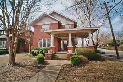 Memphis TN Single Family Home For Sale: $374,900