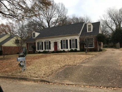 Germantown Single Family Home For Sale: 1596 Blackberry