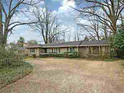 Memphis TN Single Family Home For Sale: $307,000