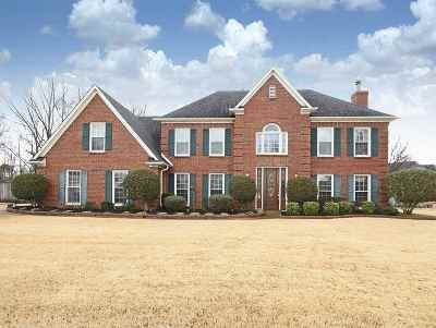 Collierville Single Family Home For Sale: 1486 Grayson
