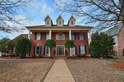 Collierville Single Family Home For Sale: 1471 Collingham