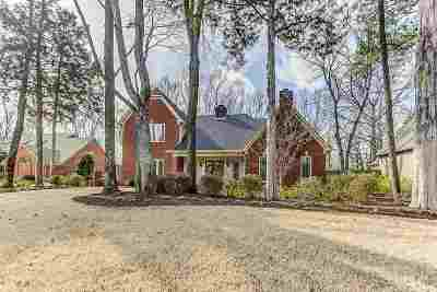 Memphis TN Single Family Home For Sale: $315,000