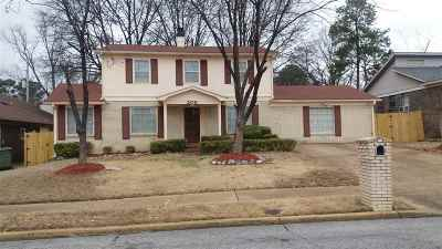 Memphis TN Single Family Home For Sale: $104,900