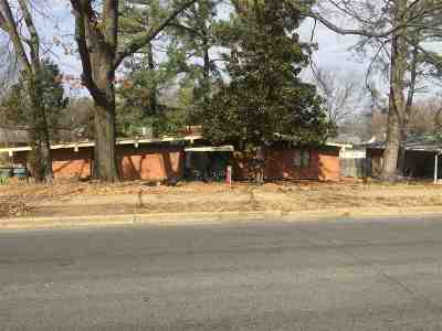 Memphis TN Single Family Home For Sale: $105,000