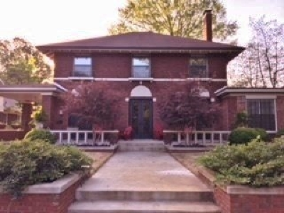 Memphis Single Family Home For Sale: 410 Stonewall