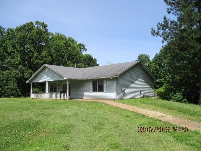 Henning Single Family Home For Sale: 1952 Crutcher