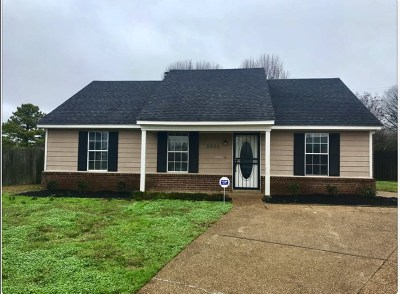 Memphis TN Single Family Home For Sale: $105,900