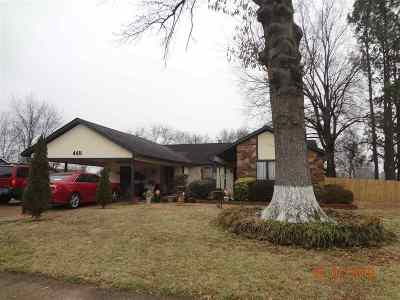 Memphis TN Condo/Townhouse For Sale: $71,998