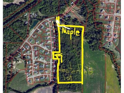 Atoka Residential Lots & Land For Sale: 200 Maple