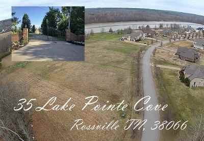 Rossville Residential Lots & Land For Sale: 35 Lake Pointe