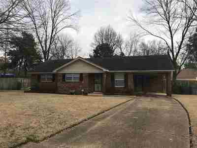 Memphis TN Condo/Townhouse For Sale: $87,000