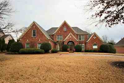 Collierville TN Single Family Home For Sale: $439,900