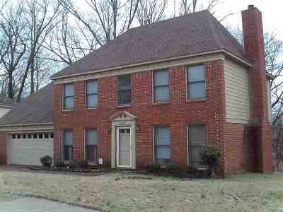 Memphis TN Condo/Townhouse For Sale: $189,900