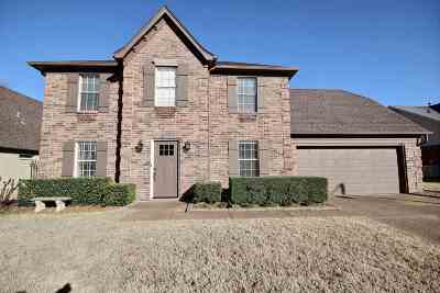 Collierville Single Family Home For Sale: 1472 Wolf Hunt