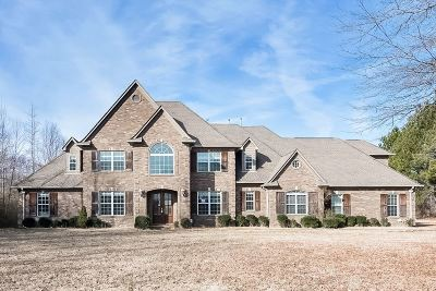 Collierville Single Family Home For Sale: 4495 Planters