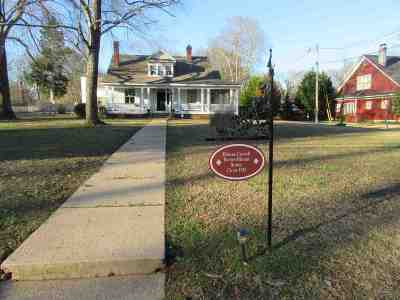 Savannah Single Family Home For Sale: 90 College
