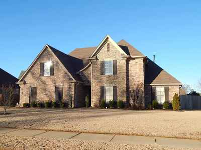 Collierville Single Family Home For Sale: 188 Majestic